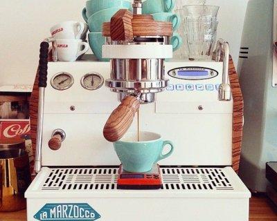 Идеальна вода для приготовления кофе